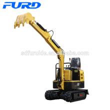 1 Ton High Quality Chinese Mini Excavator (FWJ-1000-15)