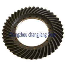 High Quality Straight Teethed Bevel Gear with Keyway