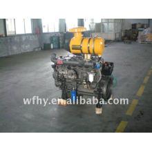 R6105D Ricardo Motor mit Schaltschrank
