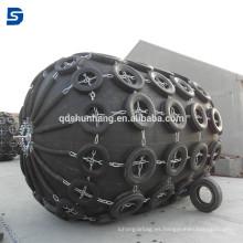 Airbag inflable de la nave marina usado para el lanzamiento y la elevación del barco