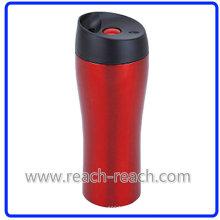 Doppelwandig Edelstahl Vakuum Travel Mug (R-2328)