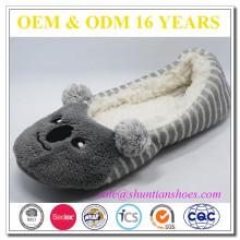 Snappy feminine animal cartoon slippers
