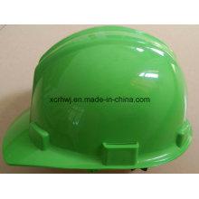 Plastikprodukte HDPE Helm Motorradhelm, ABS Sicherheitshelm, harte Hüte, Msa V Schutzhelm