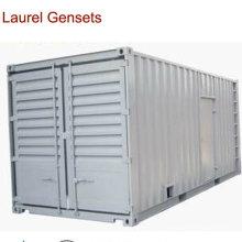 Conjunto de gerador de recipientes de 750kVA a 2500kVA baixo ruído