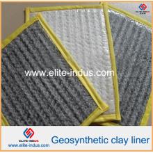Revestimentos de argila de geossintéticos (GCLs) com bentonita