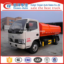 China New Condition 5cbm small waste collection truck