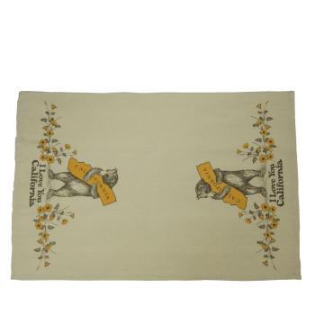 Производитель персонализированных простых белья кухонные кухонные полотенца
