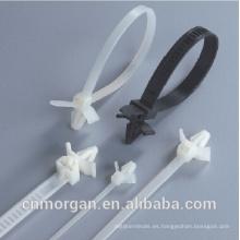 montaje de bridas para cables