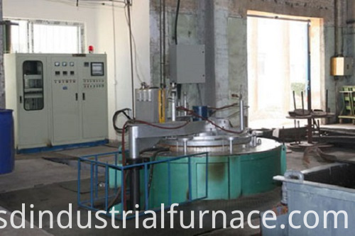 Continuous Mesh Belt Carburizing Furnace Line