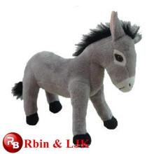 Juguete de peluche mi juguete de pony pequeño juguete de peluche de juguete burro
