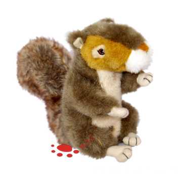 Squirrel Character Peluches Peluches Animaux Jouets