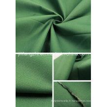 Tissu uniforme de vêtements de travail de tissu de police de poly coton de haute qualité