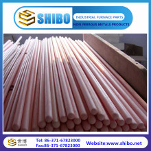 Tubes en céramique Alumina Tubes Al2O3 à bas prix