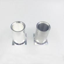 Silver Plating Aluminium Parts Machining