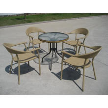 Stack Classic Rattan Outdoor Dining Furniture