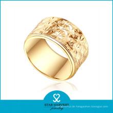 Dubai Gold überzogener Ring der Männer für Hochzeit (SH-0438R)