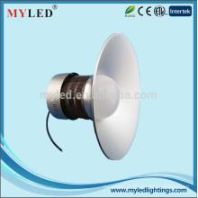 Лучшая цена Led Industrial Light 50w 100w Led High Bay Lighting дешевая цена
