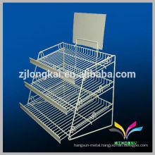 Hot sale new sytle customized cheap metal rack laundry basket