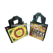 funny small RPET gift bag