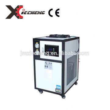Refrigerador de água industrial de XieCheng / refrigerador líquido 1HP
