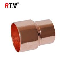 EN1254-1 ANSI B16.22 reduzindo 12mm, 15mm, 20mm 55mm encaixe de cobre