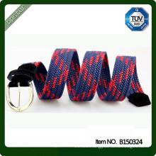 Braid Belt Made by Cotton Waxed Men's Cotton Wax Braided Belt