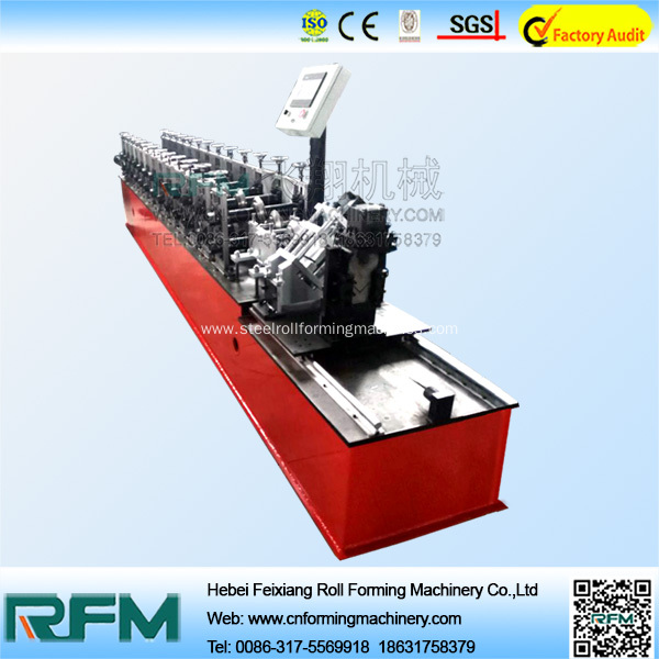 V Keel Angle Iron Roll Forming Machine