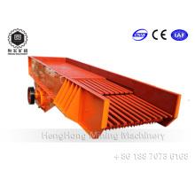 Équipement de ligne de fabrication de sable, chargeur vibratoire