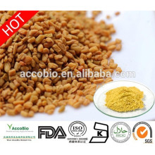 Health Product Good Price Fenugreek extract standardized for 50% Fenusides