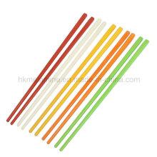 Baguettes colorées assorties de mélamine de 27cm (CH004)
