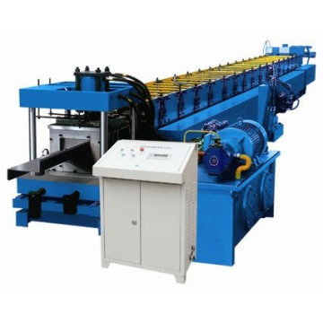 C/Z purline roofing metal stud cold roll forming machine