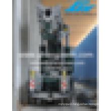 Small Telescopic Crane use indoors