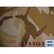 Desert Fox 220GSM Rip-Stop Camouflage Military Fabric