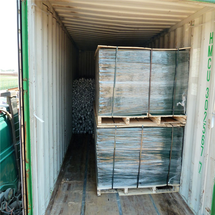 Loading With Pallet
