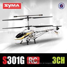 SYMA S301G Wireless elektrische rc Hubschrauber fliegen fliegen Hobby