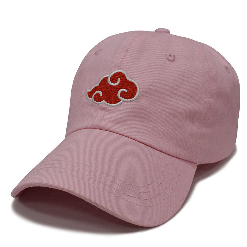 Hats Red Clouds Embroidery