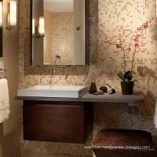 MFC modern melamine bathroom cabinets