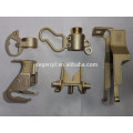 Servicio de fundición de metal personalizado de OEM y proceso de fundición