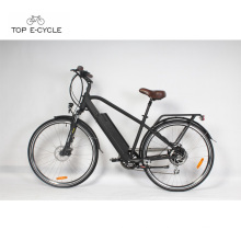 Hot sale cheap 36v 250w hub motor electric city bike 2018