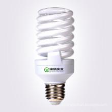 Haute lampe à économie d'énergie en spirale 9W de la production T2 de lumens