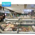 Ouyee Convenience Store Shelves For Plastic Fruit Basket Supermarket Use Shelf Supermarket Shelf Cards