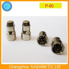 P80 electrode