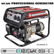 Neues Modell! Senci 6000-II 6KVA Heißer Verkauf Generator