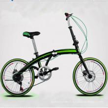 """Vélo / vélo pliant en alliage d'aluminium de 20 """""""
