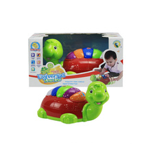 Игрушка Электрическая игрушка черепахи игрушка батареи (H9327008)