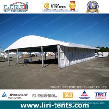 Großes gewölbtes Dach-Zelt mit ABS-Wänden für Ereignisse im Freien