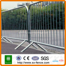 CE certificate Metal pipe fence