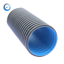 Manufacture Plastic Tube  Provide Black Durable Polyethylene Corrugated Hdpe Water Pipe