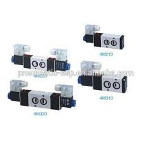 Air valves China zhejiang supplier 4m series plate type valve