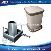 taizhou plastic injection dustbin mould maker